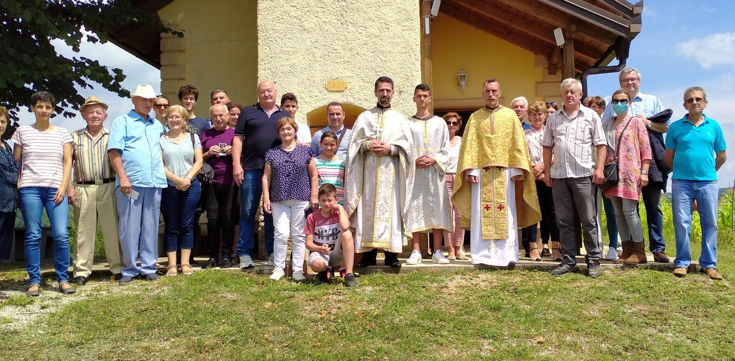Na Drašćem vrhu proslavljen sv. Ilija