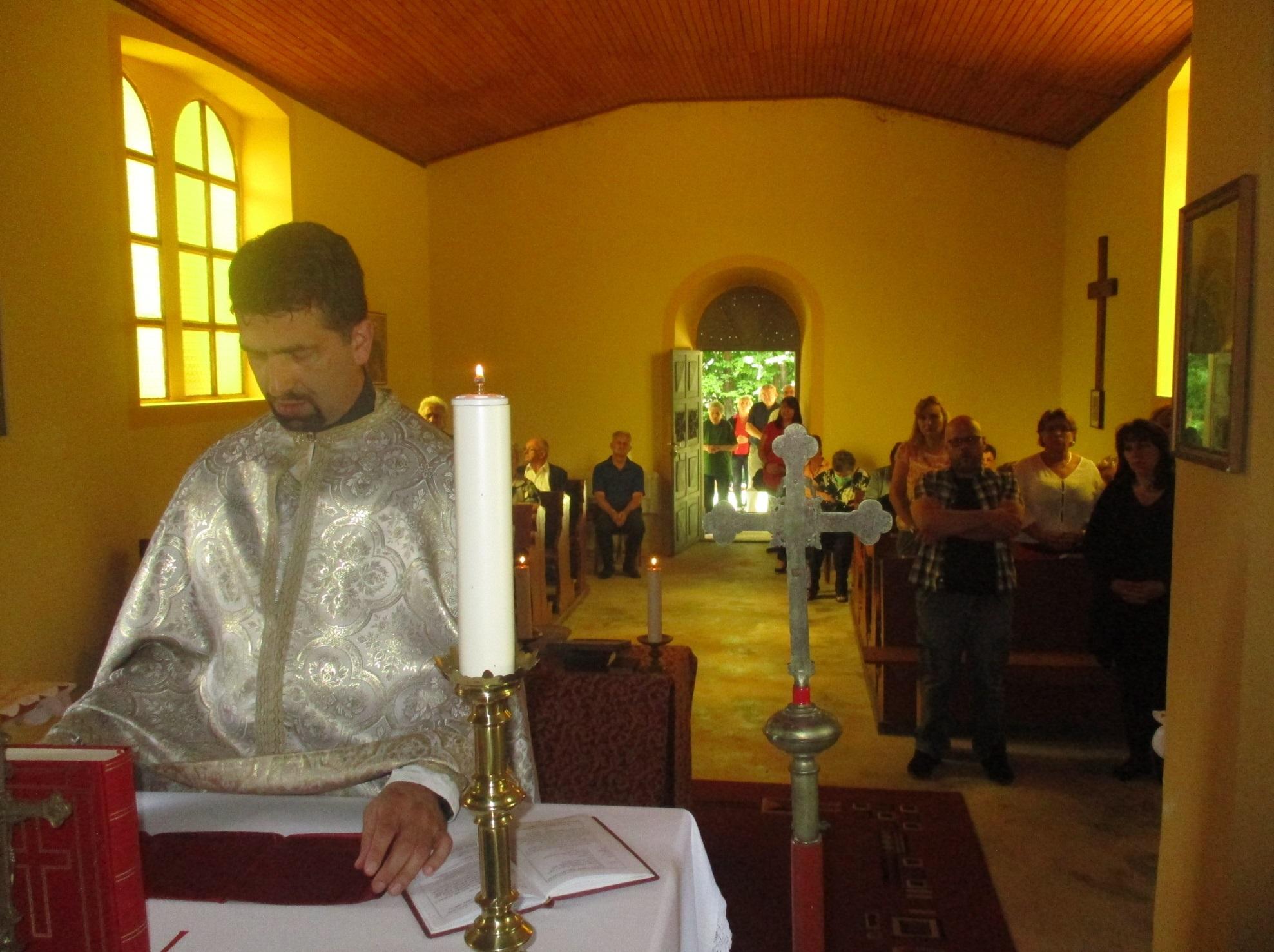 Vikar i dekan na Petrovsku nedjelju bogoslužili na Budinjaku