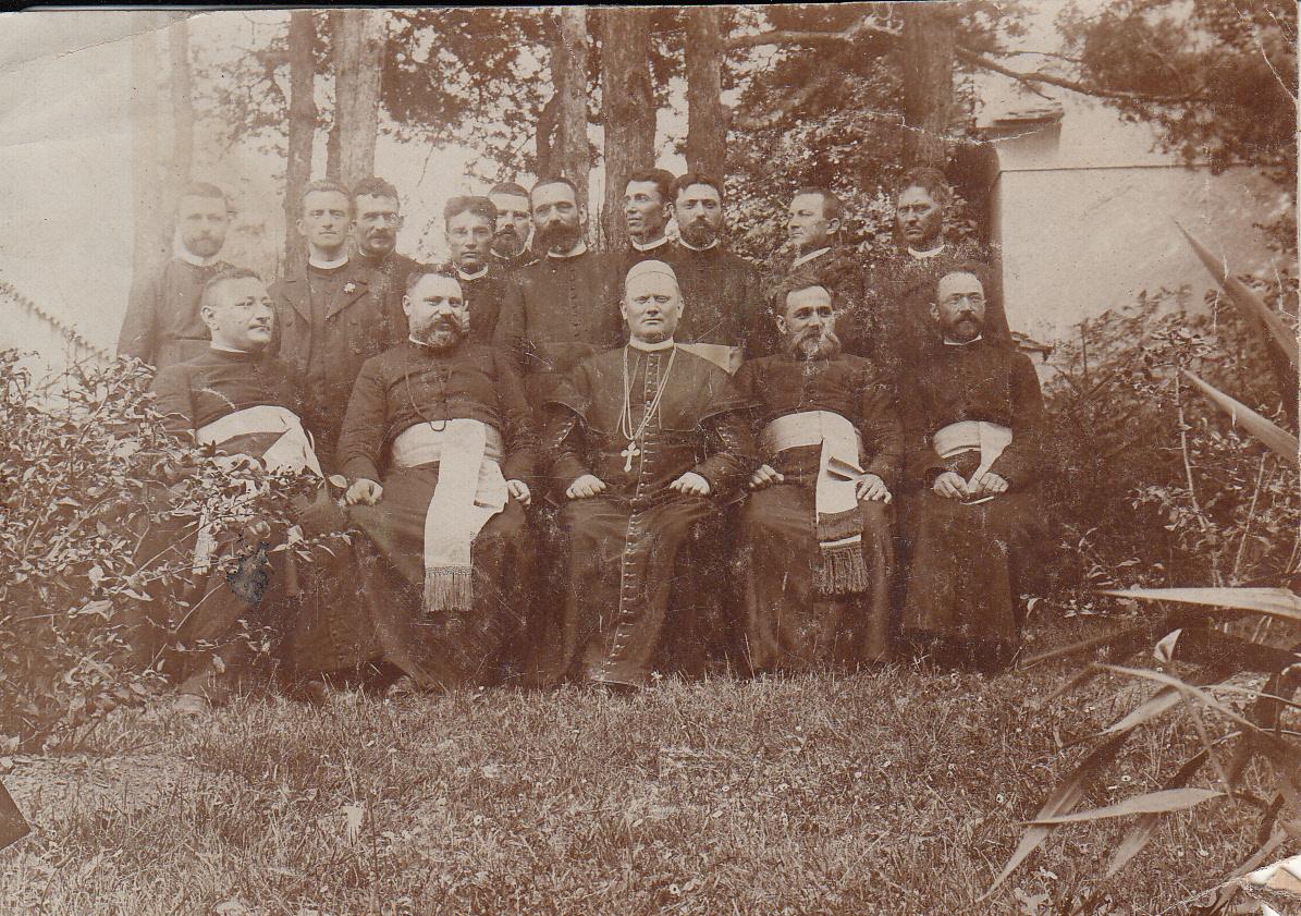 Vladika Julije Drohobecki i njegovi kanonici