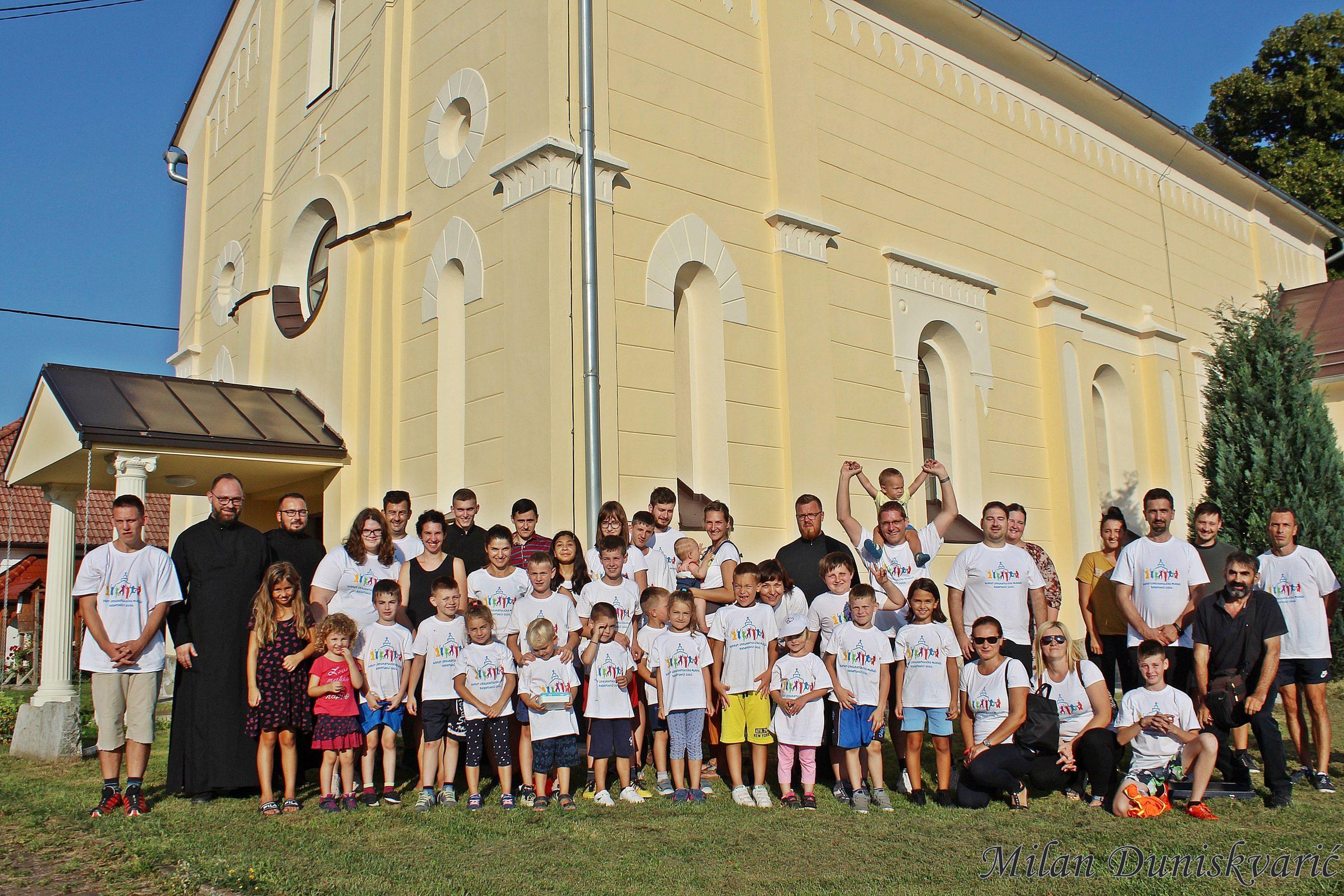 U Radatovićima održan Susret djece i mladih Žumberačkog vikarijata