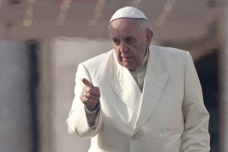 Papa Franjo: Kada snažno osjećamo sumnju i strah ovako trebamo vapiti
