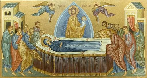 Blagdan Uznesenja Blažene Djevice Marije