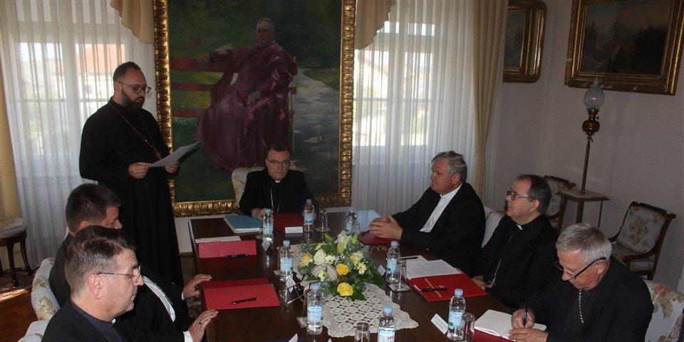 Priopćenje s 47. sjednice biskupa zagrebačke metropolije u Križevcima