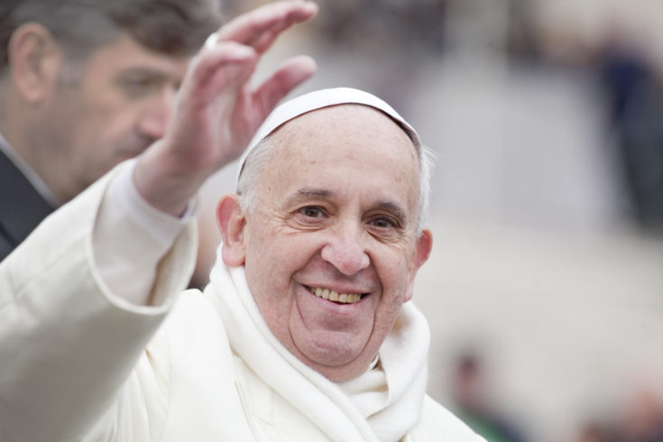 Papa Franjo: Gospodin željno iščekuje naš 'da', da nas primi u svoj očinski zagrljaj i ispuni svojim beskrajnim milosrđem
