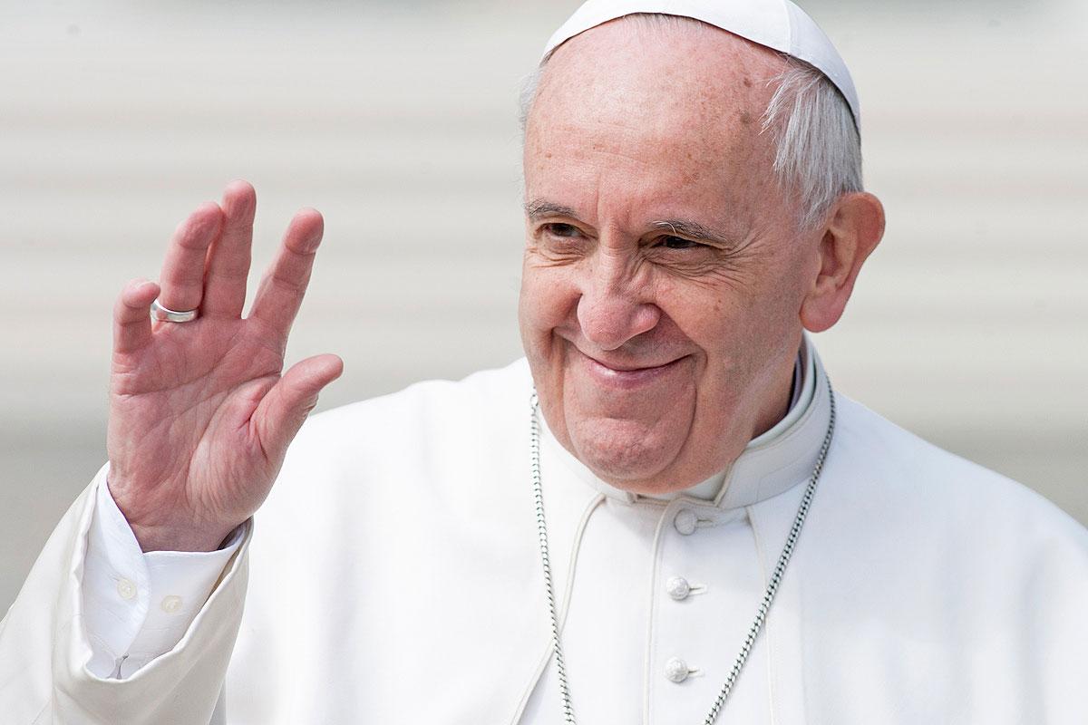 Papa Franjo: Dva bitna stožera za vjernike svih vremena