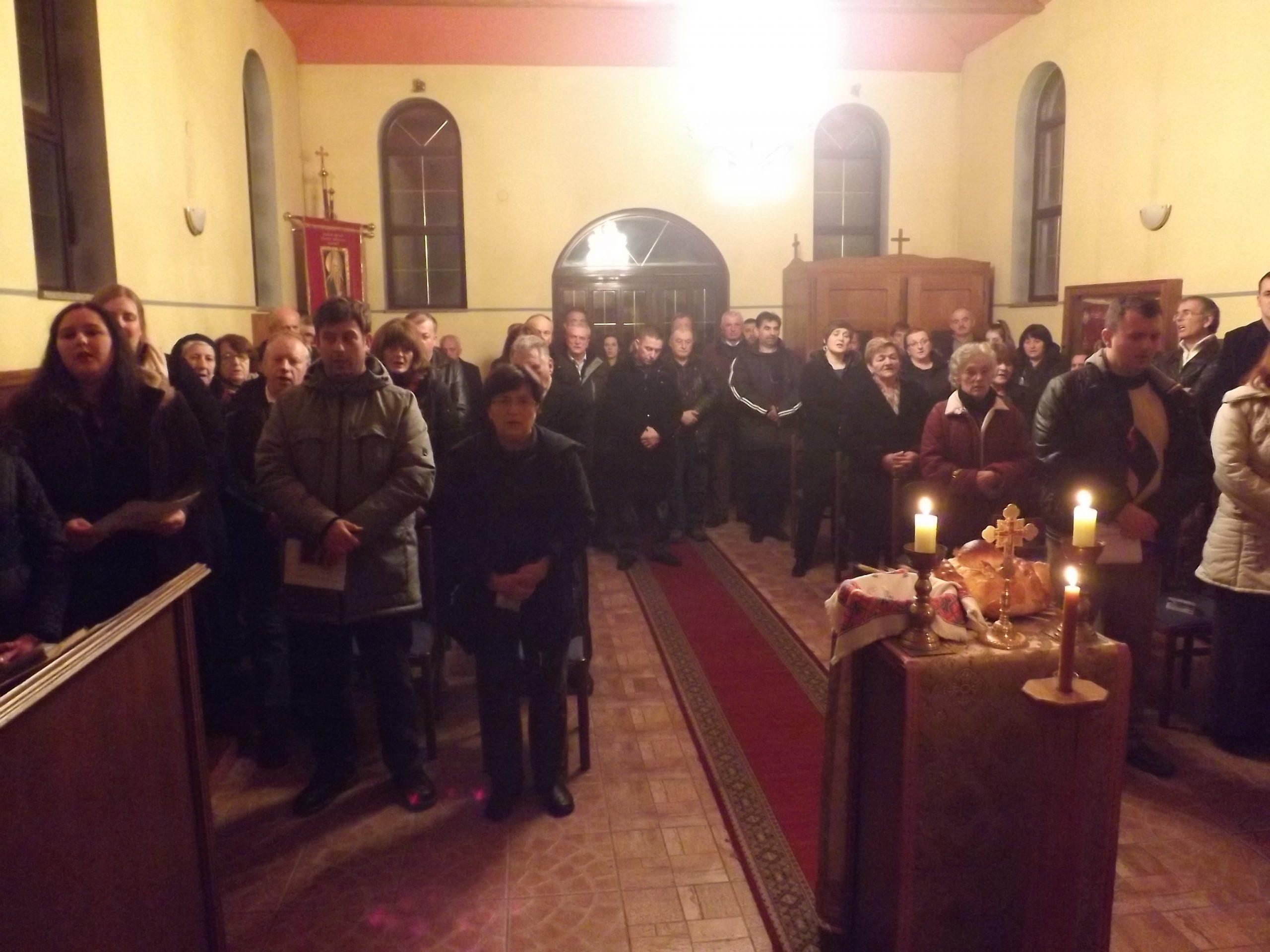 Obavijest vjernicima Žumberačkog vikarijata vezano za polnoćku