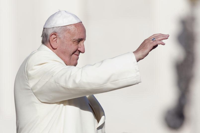 Papa Franjo: Ovaj svijet treba blagoslov, a mi mu ga možemo dati