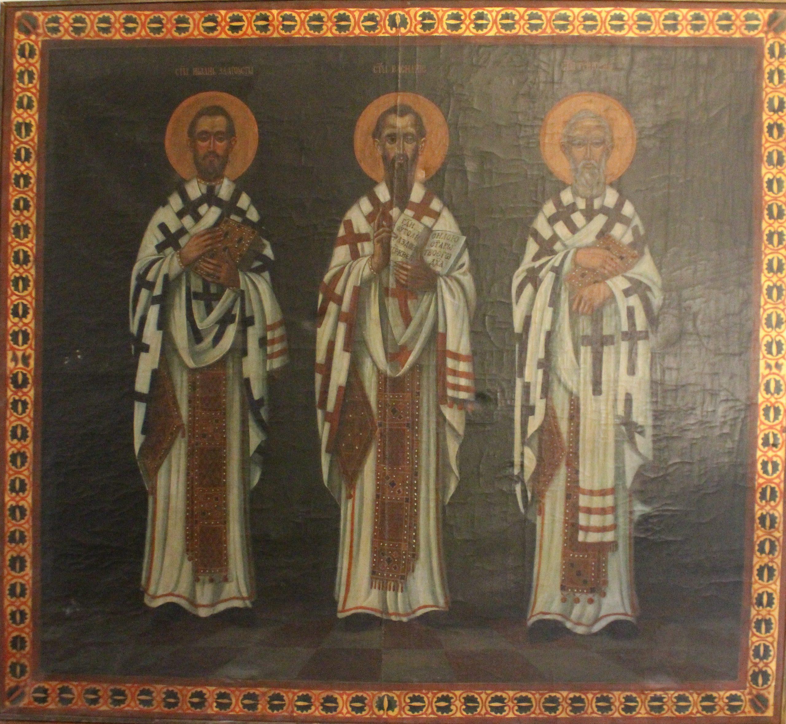 Pozvani smo moliti se Trojici jerarha nebeskim zaštitnicima Križevačke eparhije