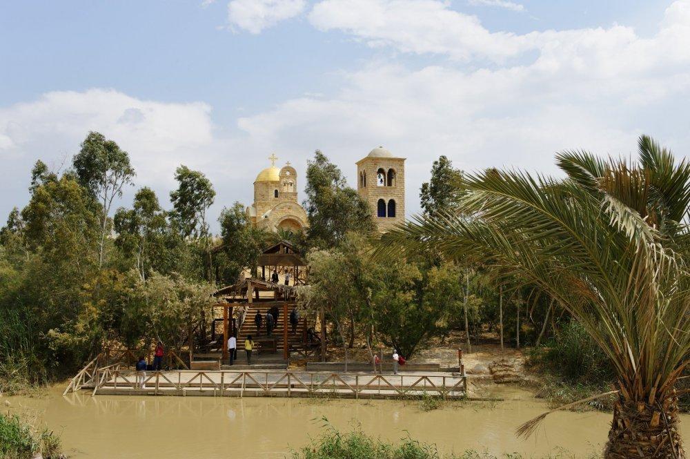 Nakon 54 godina slavljena misa na mjestu Isusova krštenja