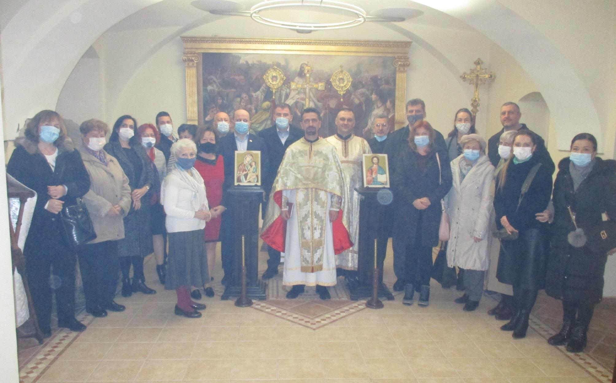 Katolički liječnici na Gornjem Gradu svetom liturgijom obilježili Dan života