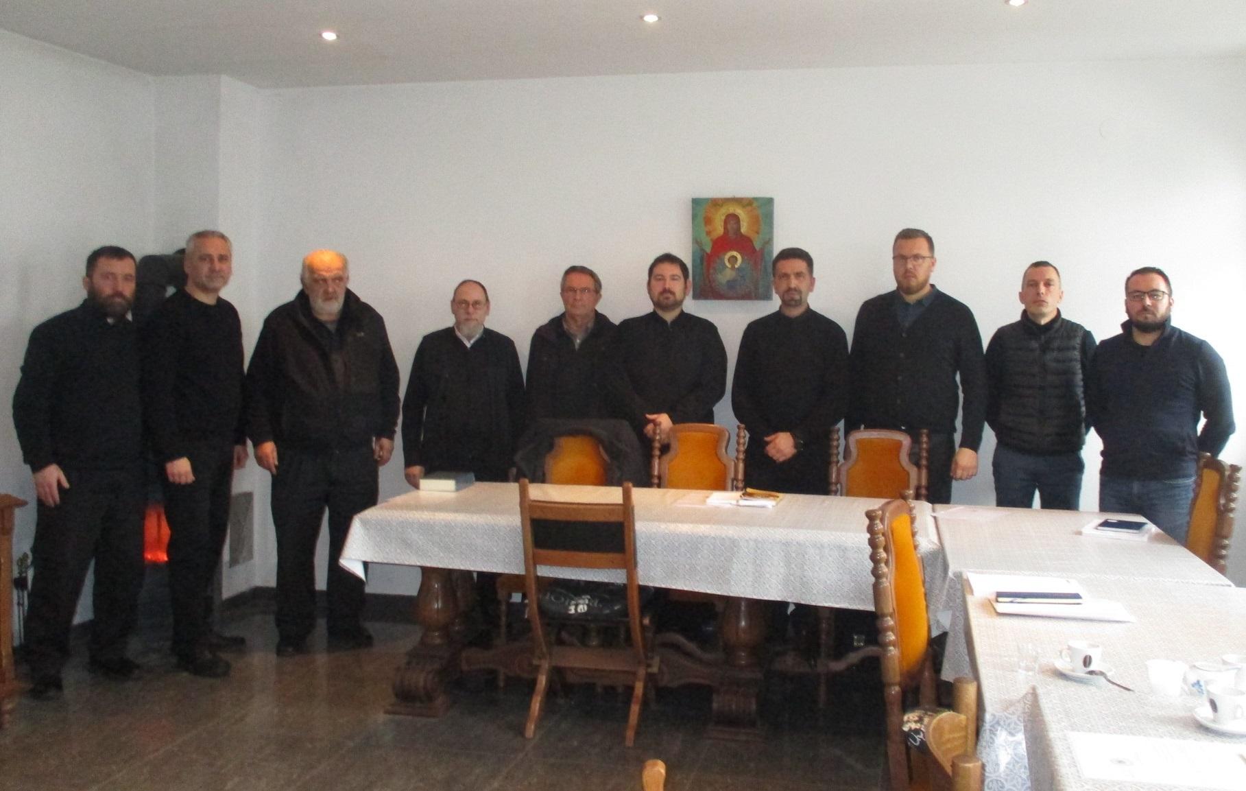 U Samoboru održan sastanak svećenika Žumberačkog vikarijata