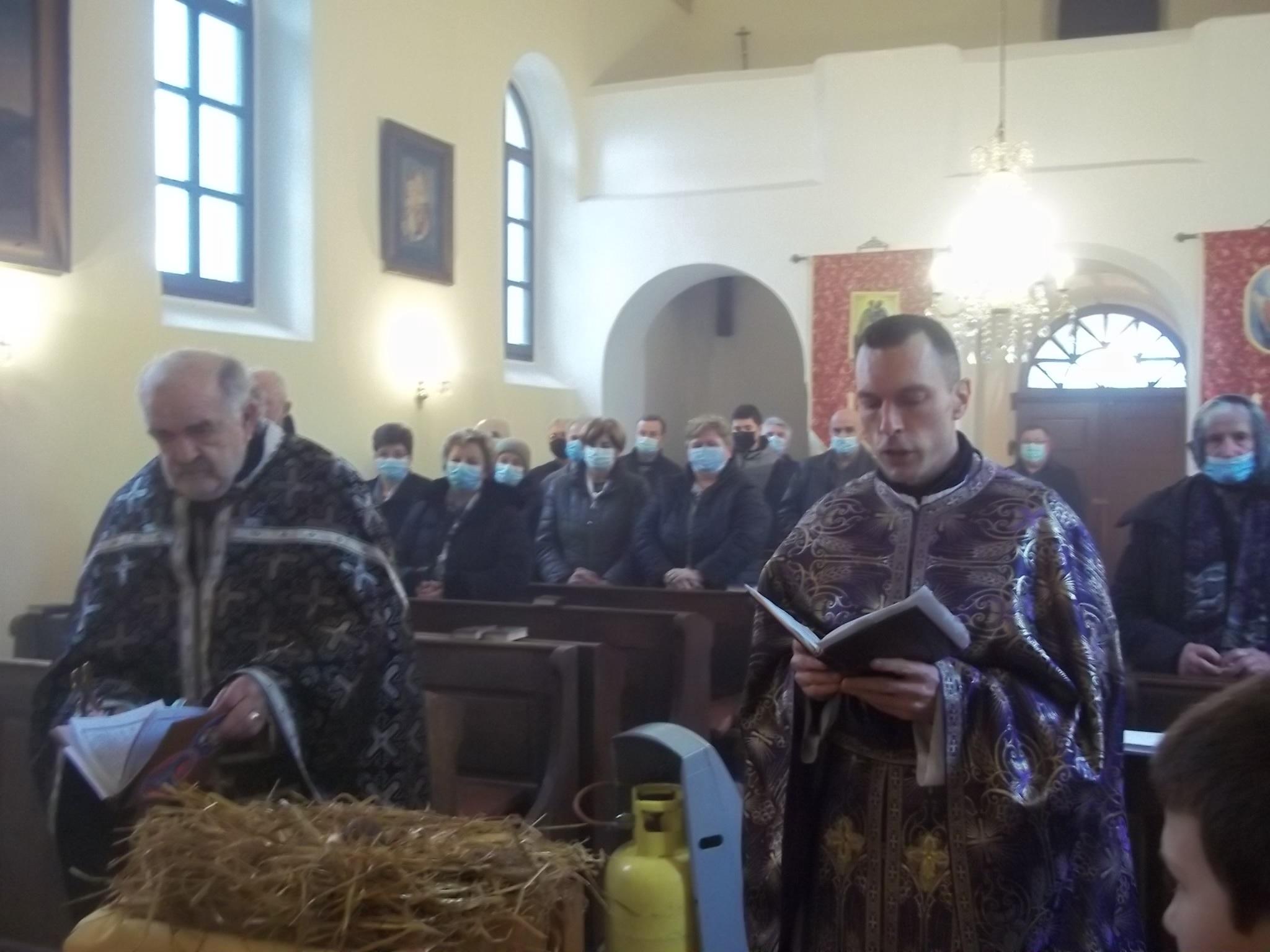 U Mrzlom Polju liturgijski obilježena Prva zadušna subota