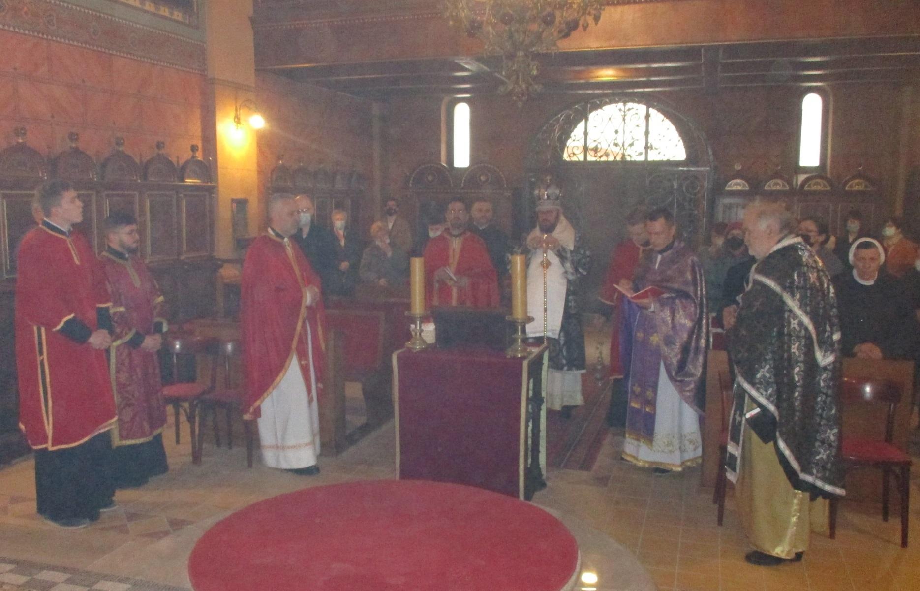 Na Gornjem Gradu liturgijski obilježena Zadušna subota