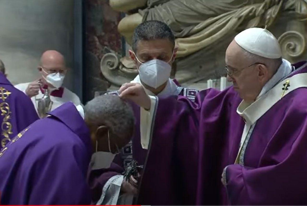 Papa Franjo: Korizma je put povratka Bogu