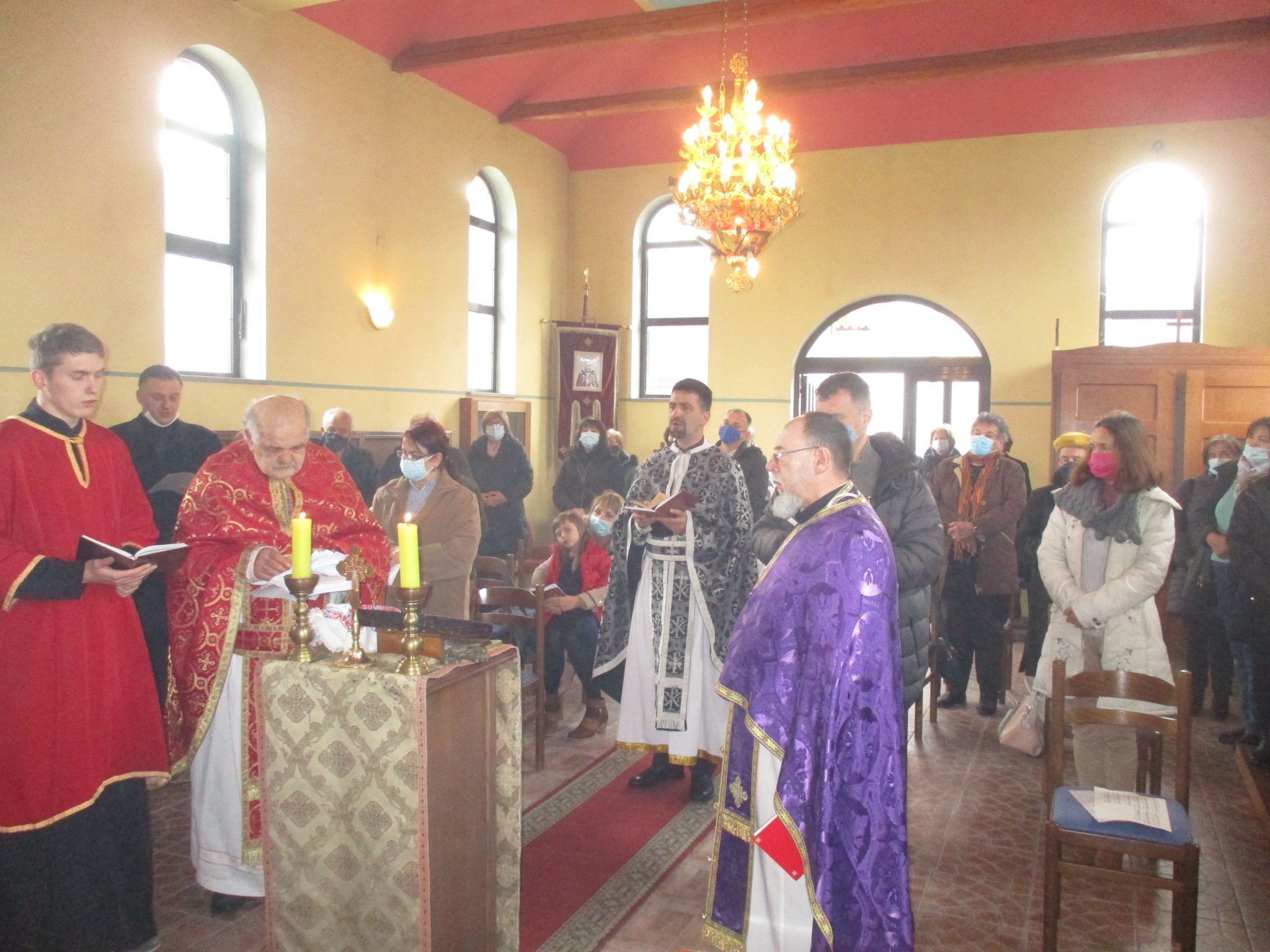 Vjernici u Samoboru molili za svoje pokojnike