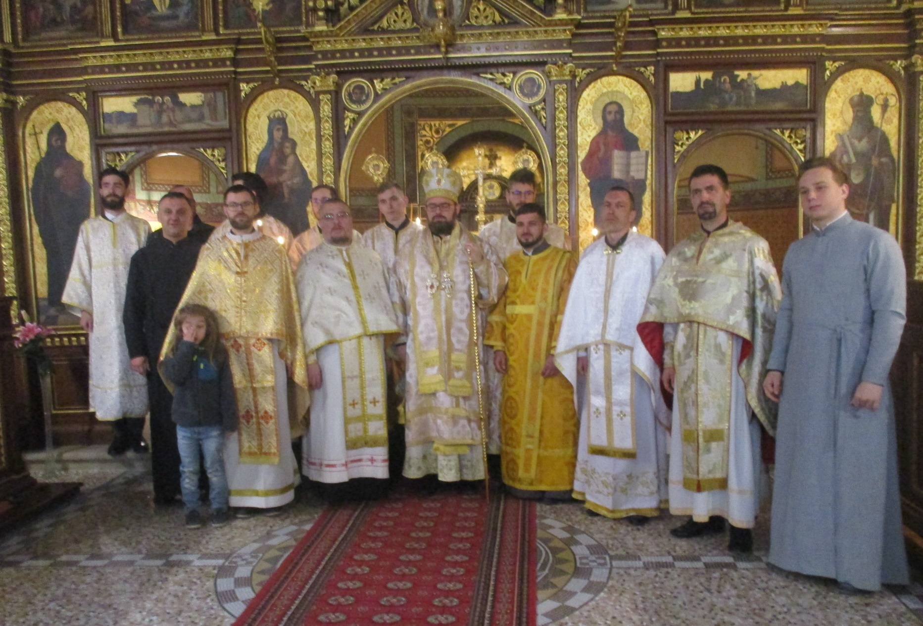 Ivan Skalivski zaređen za đakona Križevačke eparhije