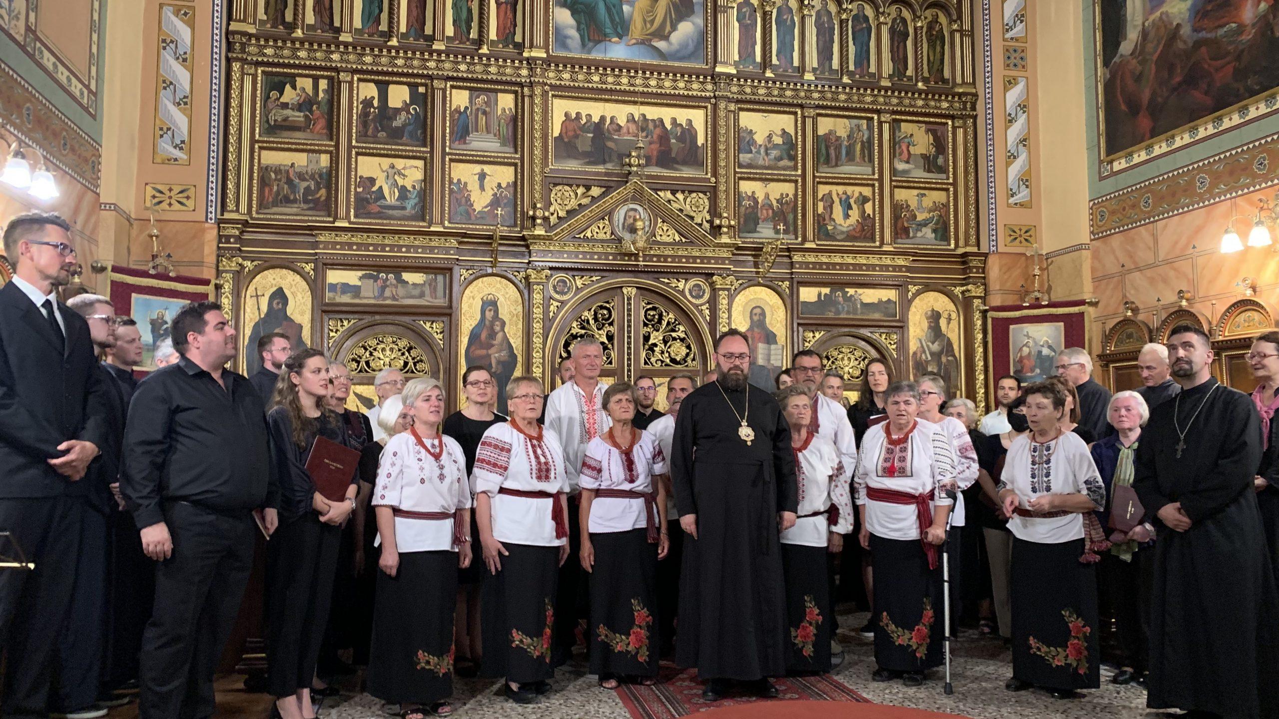 U konkatedrali održan koncert grkokatoličkih zborova