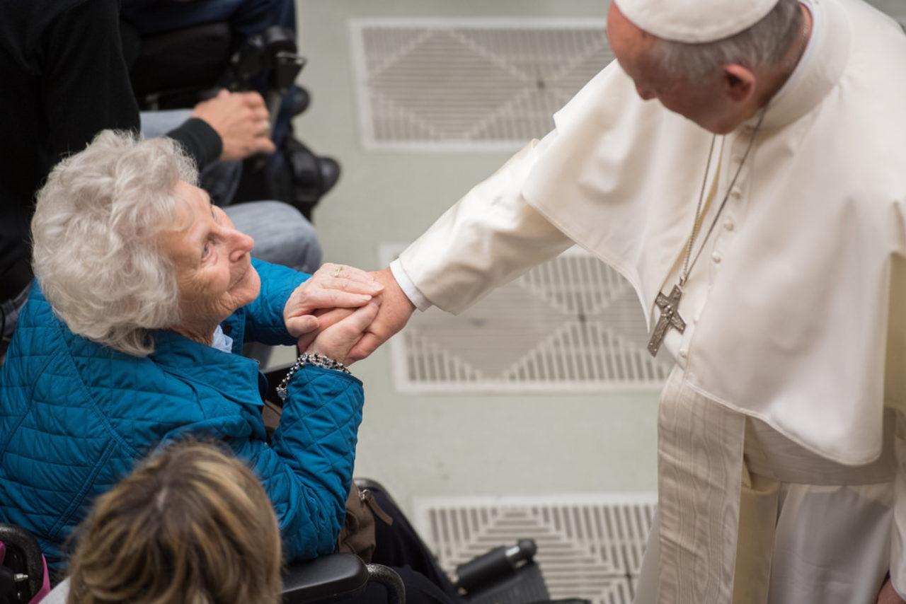 Papino pismo starijim osobama: Ne postoji dob za mirovinu u zadaći naviještanja evanđelja