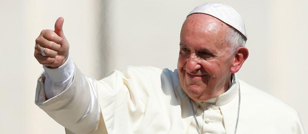 Papa Franjo poručio da se s mladima može ostvariti san o bratskom svijetu