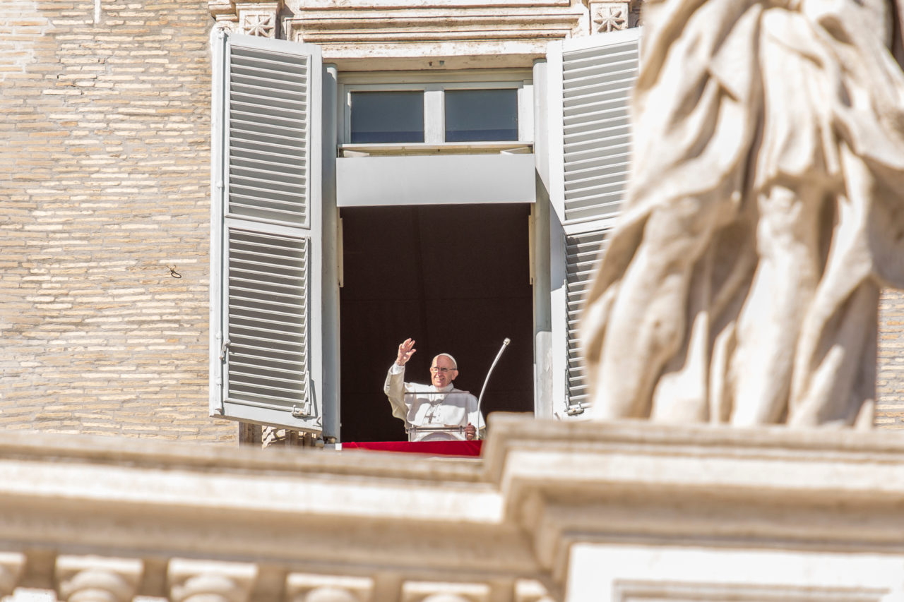Papa Franjo: Istinska potraga za Kruhom života