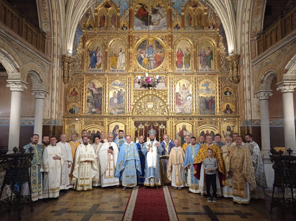Nuncij Giorgio Lingua pohodio Križevačku eparhiju